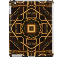 Golden Pipes iPad Case/Skin