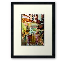 Marrakesh Arches Framed Print