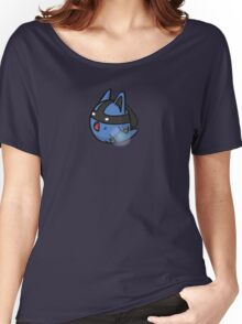 Super Smash Boos - Lucario Women's Relaxed Fit T-Shirt