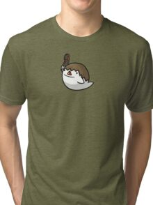 Super Smash Boos - Villager Tri-blend T-Shirt