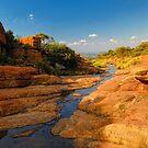 Mountain Sanctuary National Park by Thomas Peter