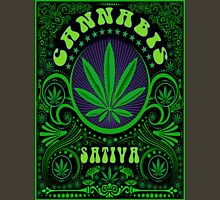 CANNABIS SATIVA.3 Unisex T-Shirt