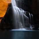 MacKenzie Falls by Thomas Peter