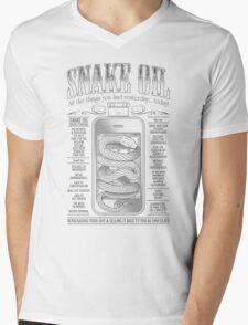 Snake Oil Mens V-Neck T-Shirt