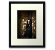 Wil Framed Print