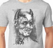 Evil may cry Unisex T-Shirt