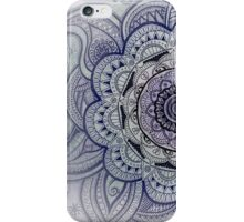 Mandala Purple iPhone Case/Skin