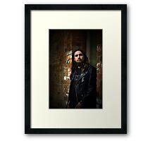 Jase Framed Print