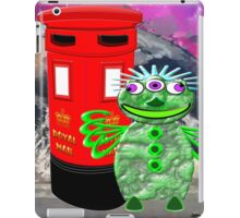 Dr WHAT is in for a Surprise iPad Case/Skin