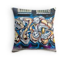 SYDNEY GRAFFITI 30 Throw Pillow