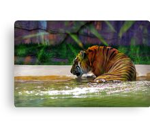 """""""It's my birthday and all I get is water"""" Canvas Print"""