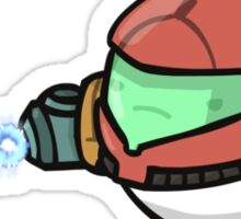 Super Smash Boos - Samus Sticker