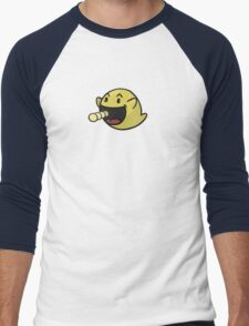 Super Smash Boos - Pac-Man Men's Baseball ¾ T-Shirt