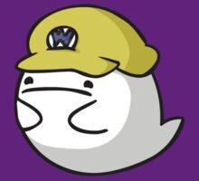Super Smash Boos - Wario by PeekingBoo