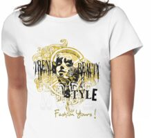 fashion yours ! Womens Fitted T-Shirt
