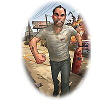 Trevor GTA V Photographic Print