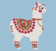 The Alpaca Kids Tee