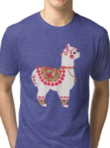 The Alpaca Tri-blend T-Shirt