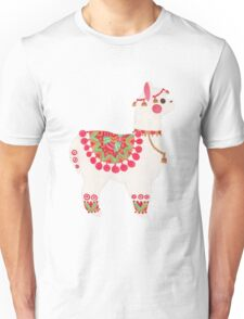 The Alpaca Unisex T-Shirt