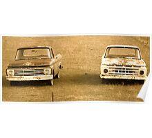Ford Trucks Poster