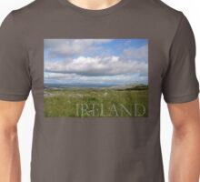 Irish Horizon in the Burren Unisex T-Shirt