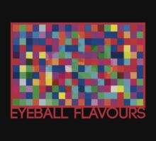 Eyeball Flavours Kids Clothes
