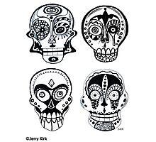 'Skulls' Photographic Print