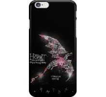 The Hobbit - Lonely Mountain iPhone Case/Skin