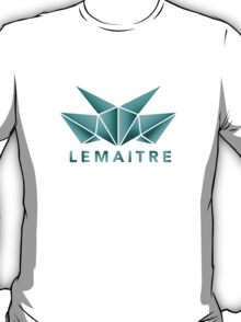 Lemaitre Abstract Design T-Shirt