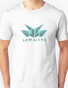 Lemaitre Abstract Design T-Shirt