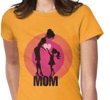 Mother's Day Special Edition Womens Fitted T-Shirt