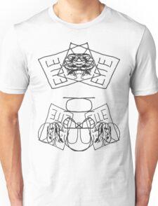 Cruel(abstract) Unisex T-Shirt