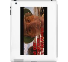 We Cant Stop Here Its Bat Country! iPad Case/Skin