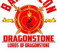 Baratheon of dragonstone by edcarj82