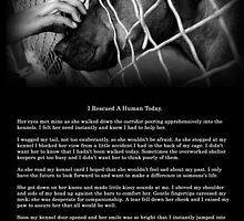 I Rescued A Human Today by Beverly Lussier