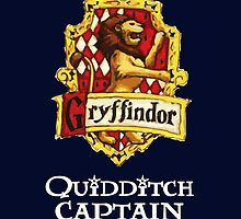 Gryffindor Quidditch Captain by Fawkes