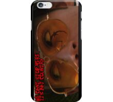 We Cant Stop Here Its Bat Country! iPhone Case/Skin
