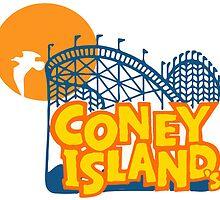 Coney Island - New York. by ishore1