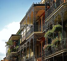 Beautiful Big Easy by Sara Wood