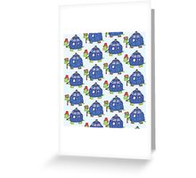 The 10th and 11th Tardoises Greeting Card