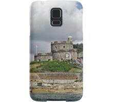 St Mawes Castle from the Ferry Samsung Galaxy Case/Skin
