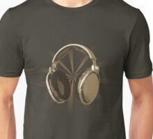 Headphone Explosion Unisex T-Shirt