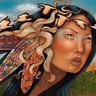 Selu Cherokee Native American Corn goddess by MoonSpiral