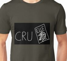 Cruel(white on black) T-Shirt
