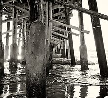 pier by aaron young
