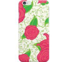 Rose Floral iPhone Case/Skin
