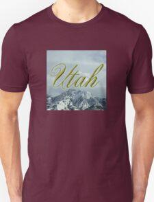 Utah Mountains T-Shirt