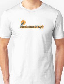 Fire Island - New York. Unisex T-Shirt