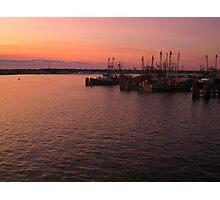 Harbor RI Photographic Print