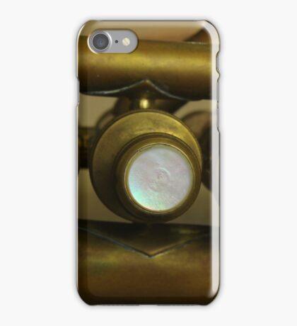 Trumpet Keys iPhone Case/Skin